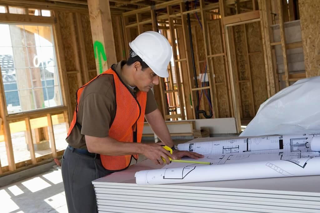 Maison ossature bois plan mesure